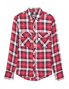 TRUE RELIGION Check Mouth Original Red