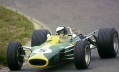 Jim Clark Lotus 49 Cosworth Ford V8 Zandvoort , Holland 1967 Debut WIN !