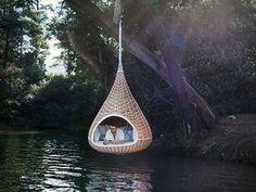 Nest Rest, um ninho para chamar de seu