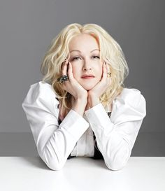 Cynthia Ann Stephanie Lauper, famously known as Cyndi Lauper, is an American singer and songwriter. Description from celebhealthy.com. I searched for this on bing.com/images