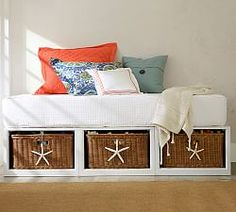 Daybeds, Day Beds, Daybed Sets & Wood Daybeds | Pottery Barn