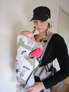 Check out these baby bjorn carrier covers by 'Pooki Boo' on madeit. They're fantastic!