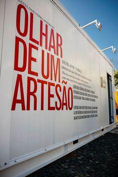 Peça: exposição em Rio de Janeiro  Projeto: Artesãos Contemporâneos  Cliente: Ketel One  Ano: 2012 Agência: LiveAD