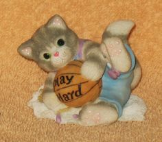 "Vintage Calico kittens "" play Hard "" mnb by Catloversdream on Etsy"