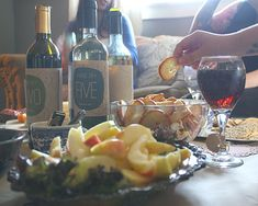 Wine tasting party - printable's and ideas
