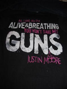 Guns-Justin Moore