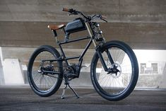 Modern Travels! The Timmermans Fietsen Scrambler V2.0 Electric Bicycle | stupidDOPE.com