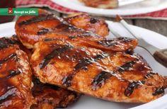 ###Recept### Pikantní grilovaná kuřecí prsa