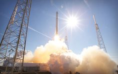 SpaceX designed, manufactured and launched the Falcon rocket and Dragon spacecraft, the first ever private spacecraft successfully recovered from Earth orbit, all for a fraction of traditional costs. Next year, SpaceX will make history once again as the first private company to visit the International Space Station.