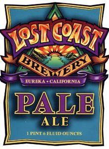 Lost Coast Pale Ale - Lost Coast Brewing Co. <3!!!!!!!!!!!!!!!!!!!!!!!!!!