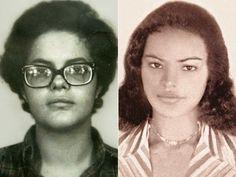 panorama:    Dilma e Marina. ESTELA E SARA.  As duas com o...