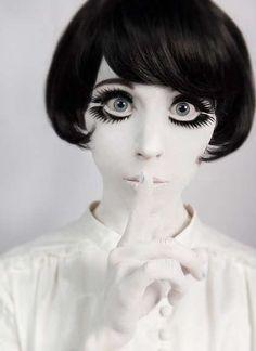 Trucco bambola per Halloween (Foto)   Stylosophy
