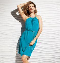 Avon: Blue Goddess Dress