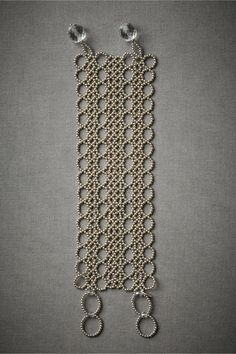 Lattice Bracelet - lovely!!!