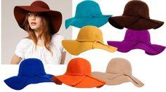 Floppy Wide Brim Wool Hats Wool Hats, Fashion, Moda, Fashion Styles, Fashion Illustrations