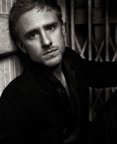 Ben Foster....LOVE him. He's such a great actor.