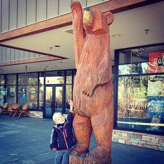 A #SicEm from Silverthorne, CO (via lindsbratcher on Instagram) // #Baylor Bears!