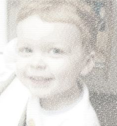 Make an image out of text with this free generator. So cool!