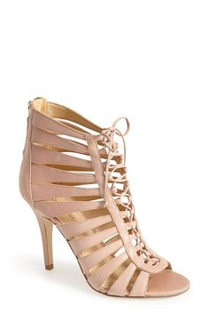 Ivanka Trump 'Mackley' Caged Bootie (Women) available at #Nordstrom