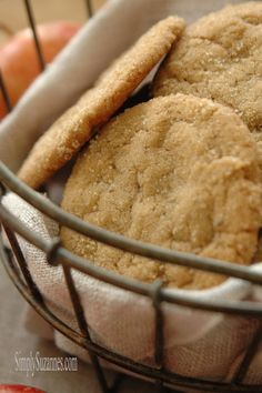 pumpkin spice brown butter brown sugar cookies
