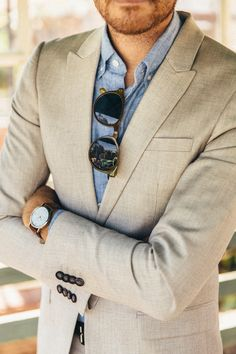 Italian Inspired Summer Suiting
