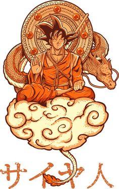 Image may contain: food Dragonball Anime, Z Tattoo, Buda Tattoo, Manga Dragon, Desenho Tattoo, Z Arts, Dragon Ball Gt, Art Graphique, Comic Art