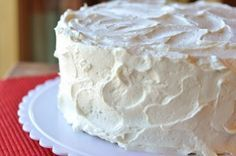 The Best Frosting {a.k.a. Magical Frosting}