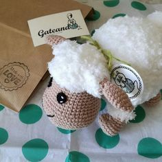 This sheep is already flying to their new home!