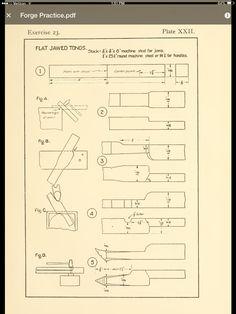 Flat jaw tongs plate
