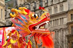 A Guide To London's Chinese New Year Parade 2018 New Years Parade, Chinese New Year Parade, Dragons, Paper, Art, London, Art Background, Kunst, Performing Arts
