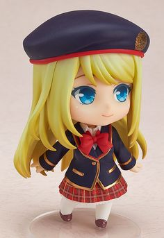 Nendoroid : Girl Friend Beta Nendoroid Action Figure Chloe Lemaire 10 cm ( Good Smile Company )