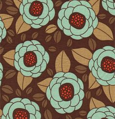Bloom in Bark from Aviary 2 by Joel Dewberry for Free Spirit Fabrics