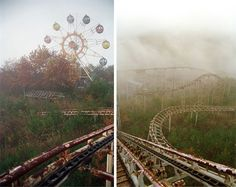 Abandoned Japanese Amusement Park