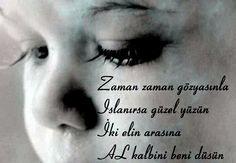 OĞUZ TOPOĞLU : zaman zaman gözyaşınla ıslanırsa güzel yüzün iki e...