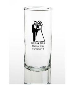 Cute Idea for a wedding favor
