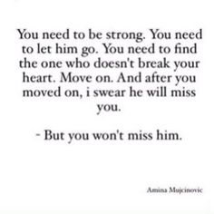 Top 40 Quotes about moving on #move on #good