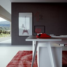 DODICI working office desk by Prof Office