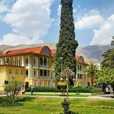 shiraz_city    شیراز  باغ_ارم  Eram Garden, SHIRAZ, Iran   باغ ارمُ