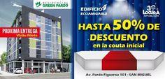 RESIDENCIAL GREEN PARDO