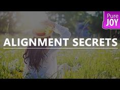 Abraham Hicks Secrets About The Alignment! - YouTube