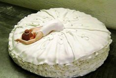 Ballerina Cake ballerina cake pretty dessert decorate food art