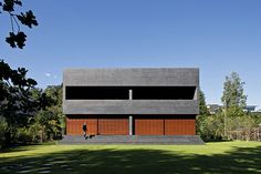 Twin Houses in Kastanienbaum by Lussi + Halter