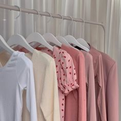 Dream Closets, Dream Rooms, Pastel Room, Hanging Closet, Pastel Fashion, High Fashion, Aesthetic Bedroom, Aesthetic Clothes, Room Inspiration