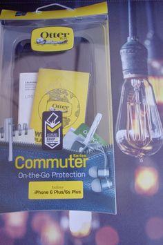 "Otter ""Commuter"" Case for iPhone 6 Plus & 6s Plus"