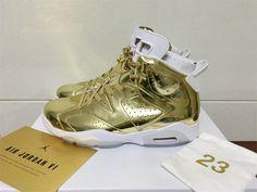 983627f9a5cc5a the newest update 22 October Air Jordan 6 Pinnacle Metallic Gold Use