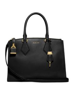 Michael Kors Large Casey Satchel. LOVE