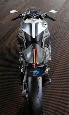 concept 6 BMW Motorrad