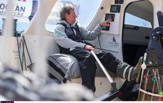 Vendée Globe solo sailor awaits rescue in Southern Ocean as keel hangs on by a thread