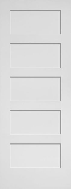 Best choice -- 3 panel is second best choice. If its a lot less, then go for the 3 panel Masonite Interior Doors, Solid Interior Doors, Interior And Exterior, Freestanding Tub Filler, Shaker Doors, Tub And Shower Faucets, Ship Lap Walls, Exterior Doors, Panel Doors