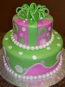 future AKA cake for my little girl one day!
